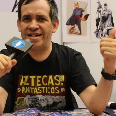 """Ruben Armenta """"El Monito"""" durante su participación en La Conque 2019"""