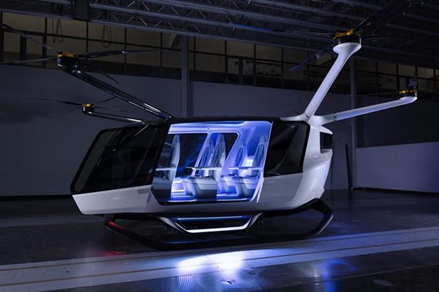 Skai, Flying, Car, BMW