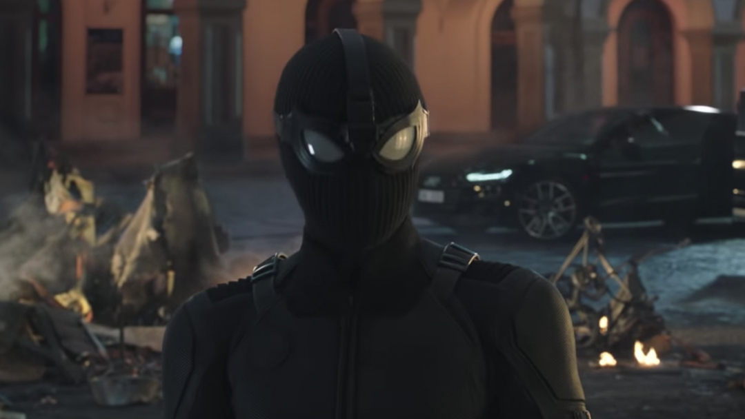 Spider Man, Far From Home, Elementals, Película