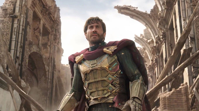 Spider Man, Far From Home, Mysterio, Avengers