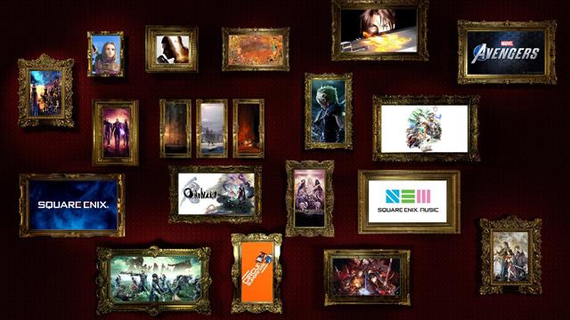 Square Enix, Final Fantasy, Avengers, E3