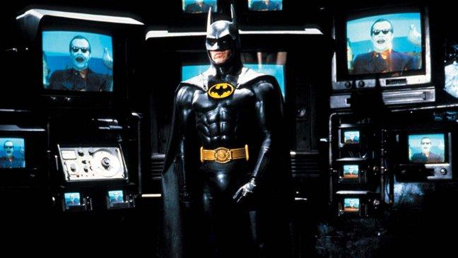 Batman Película Michael Keaton Tim Burton