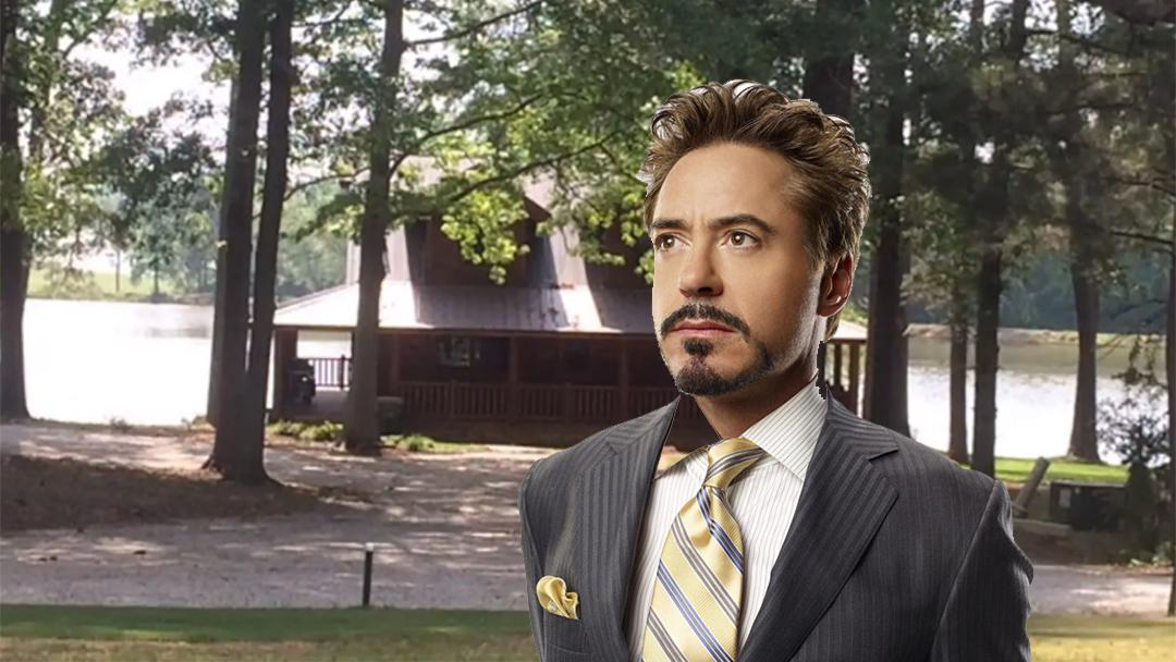 Tony Stark-Cabaña-Avengers-Endgame