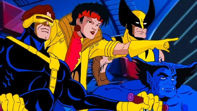 X Men, Serie Animada, Reboot, Disney