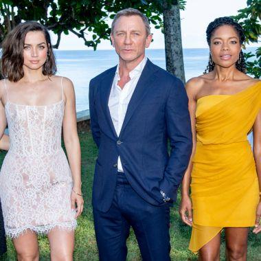 15/07/19 Agente 007, James Bond, Lashana Lynch, Película