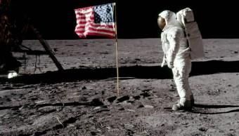 NASA quiere recuperar la caca en la Luna