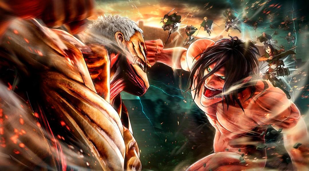 17/07/19 Attack On Titan, Shingeki No Kyojin, Cuarta Temporada, Anime
