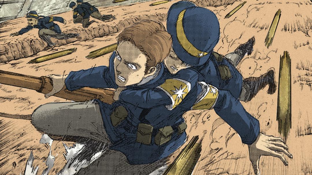 24/07/19 Attack On Titan, Shingeki No Kyojin, Hajime Isayama, Manga