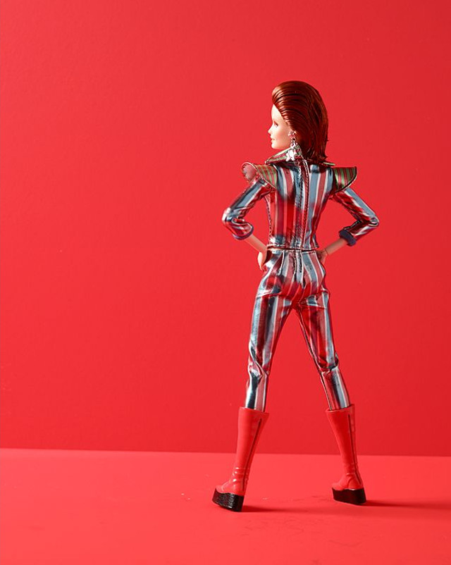 Barbie especial de David Bowie