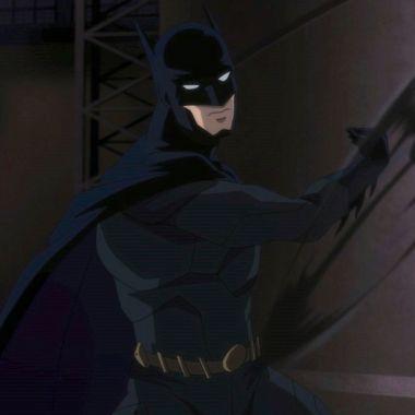 15/07/19 Batman, Hush, Batman vs Bane, Película