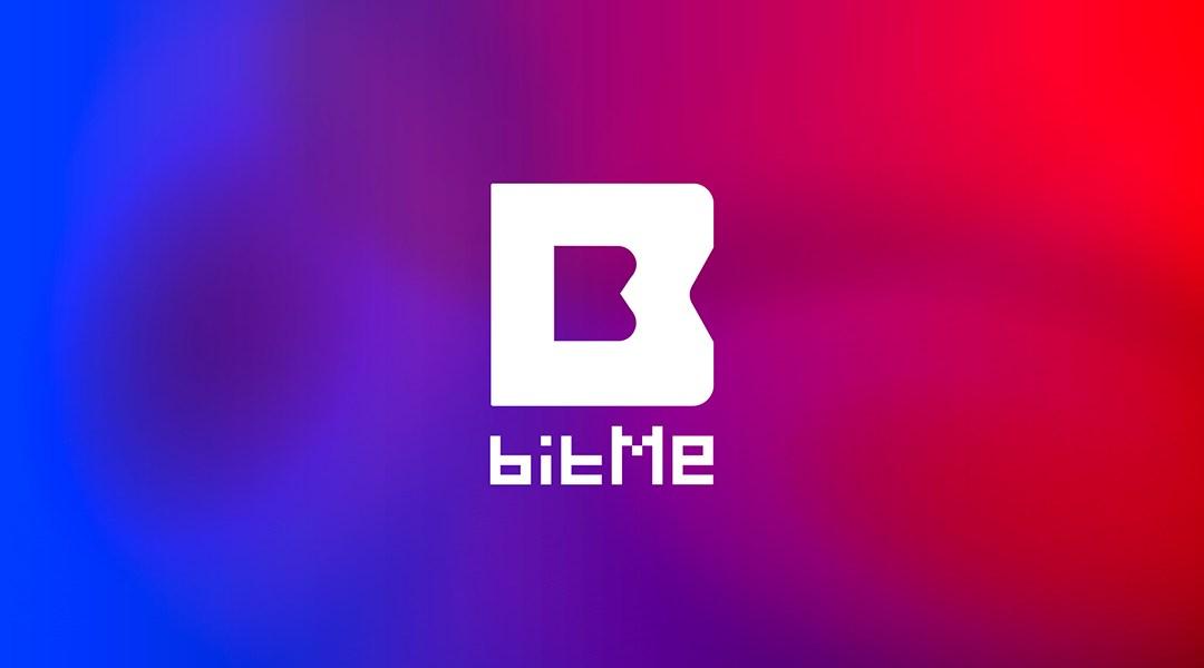 El logo de BitMe el nuevo canal de Televisa