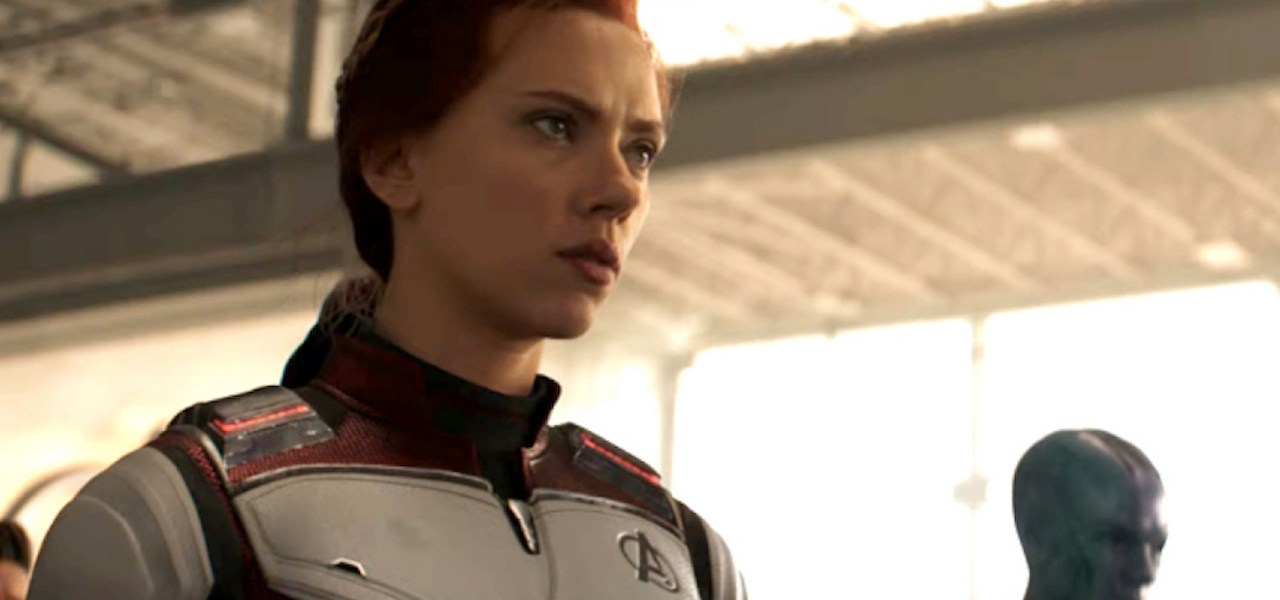 Foto Black Widow Avengers Endgame 2 Julio 2019