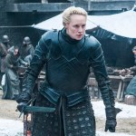 8/07/19 Brienne De Tarth, Game Of Thrones, Gwendoline Christie, Emmy