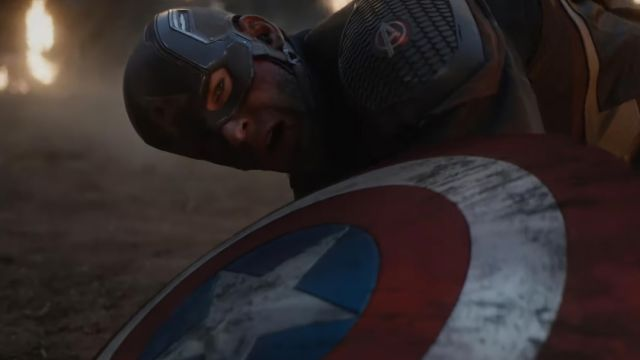20/07/19 Captain America, Avengers, Endgame, Thanos