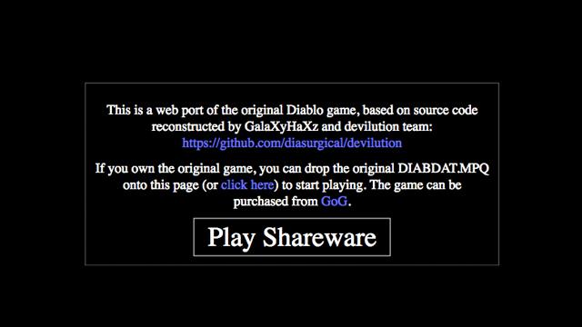 31/07/19 Diablo, Navegador, Juego, Blizzard