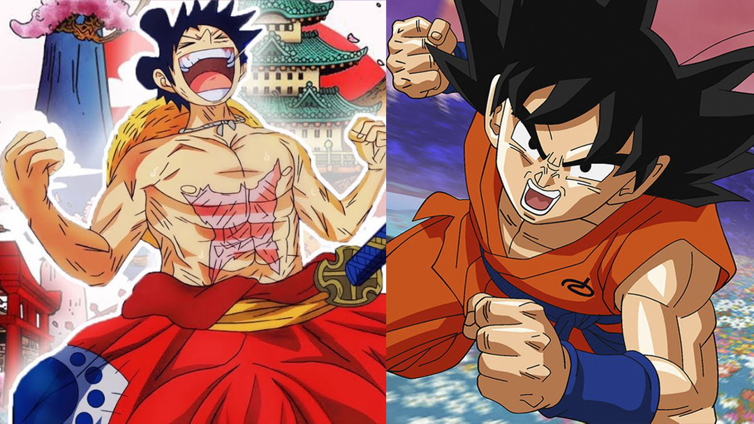 Dragon Ball, One Piece, Opening, Anime