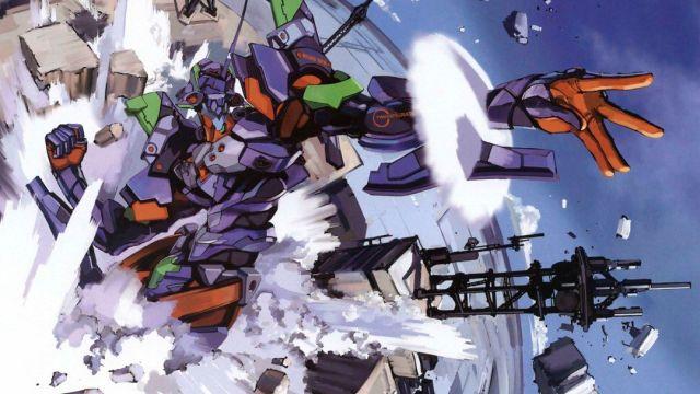 Evangelion, 3.0+1.0, Avance, Stream