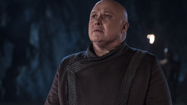 20/07/19 Game of Thrones, Conleth Hill, Daenerys, Varys