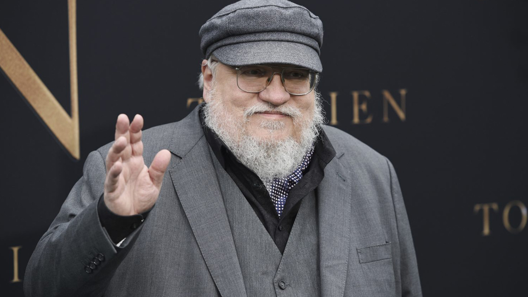 16/07/19 George R R Martin, Game of Thrones, A Song Of Ice And Fire, Libros