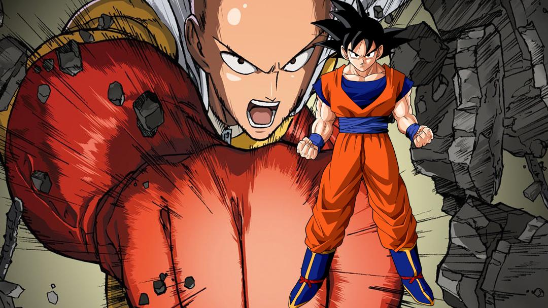 24/07/19 Goku, One Punch Man, Yusuke Murata, Dragon Ball 1