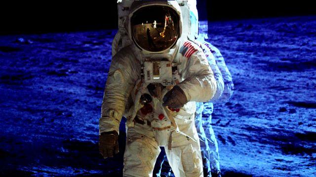 Luna, Apollo 11, Teoría Conspiración, Hombre
