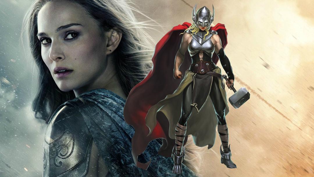 24/07/19 Natalie Portman, Jane Foster, Thor, Mujer
