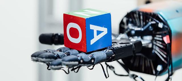 OpenAI Microsoft Robot