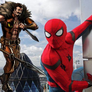16/07/19 Spider Man, Black Panther, Kraven, Wakanda