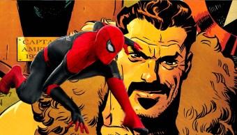 Spider Man, Far From Home, Kraven, Película