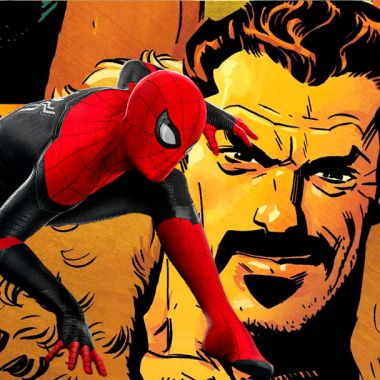 Spider Man, Far From Home, Kraven, Película