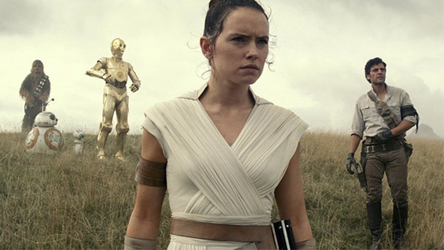 Star Wars, Episodio IX, Rey, Padres