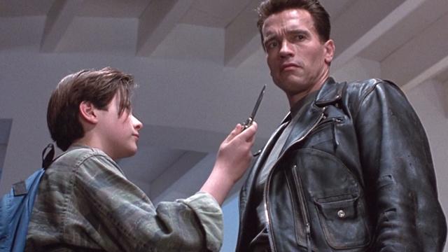 19/07/19 Terminator, Dark Fate, Eddie Furlong, John Connor