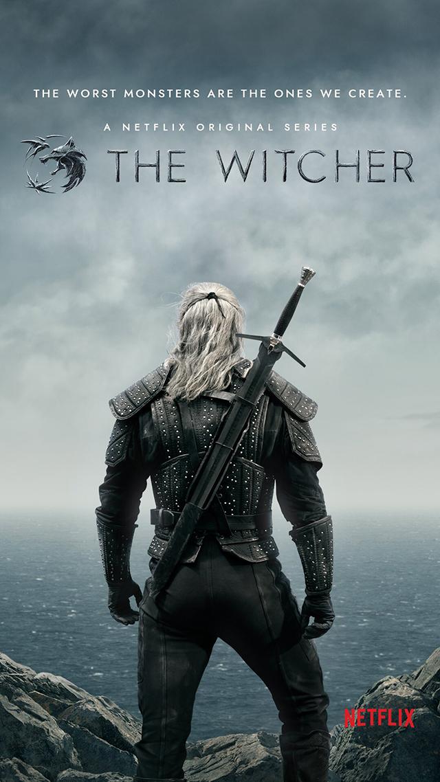 The Witcher-Póster-Netflix