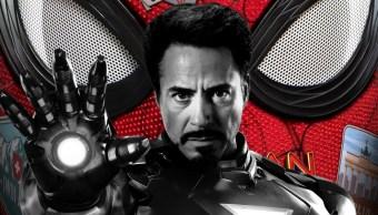 Tony Stark Spider Man 3