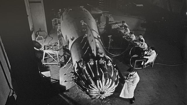 Misil de la bomba de hidrógeno llamada bomba del zar