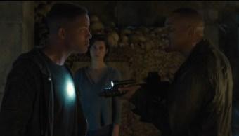 Will Smith en tráiler de Gemini Man