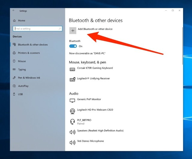 ¿Cómo conectar tus airpods a tu pc windows?