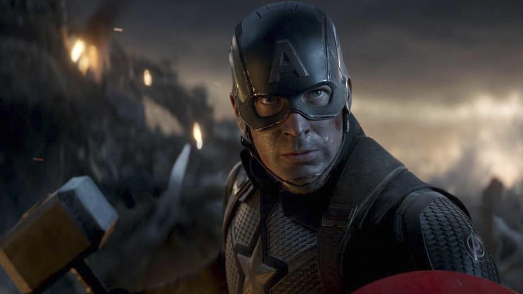 01/08/19 Avengers, Endgame, Escena, Acción