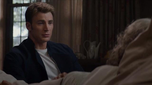 20/08/19 Avengers Endgame, Steve Rogers, Captain America, Peggy Carter