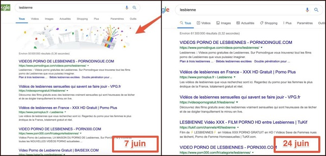 Google ajusta algoritmo de búsqueda