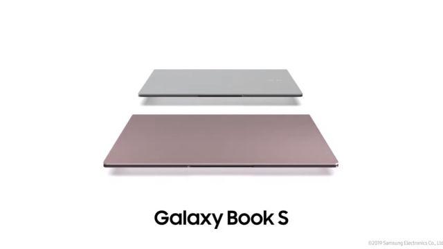 Galaxy Book s 2
