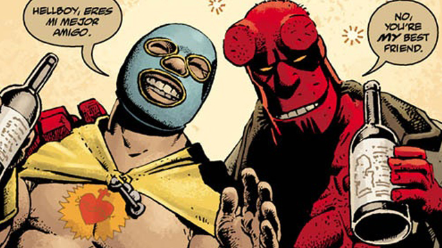 19/08/19 Hellboy, All Japan Pro Wrestling, Lucha Libre, Japón