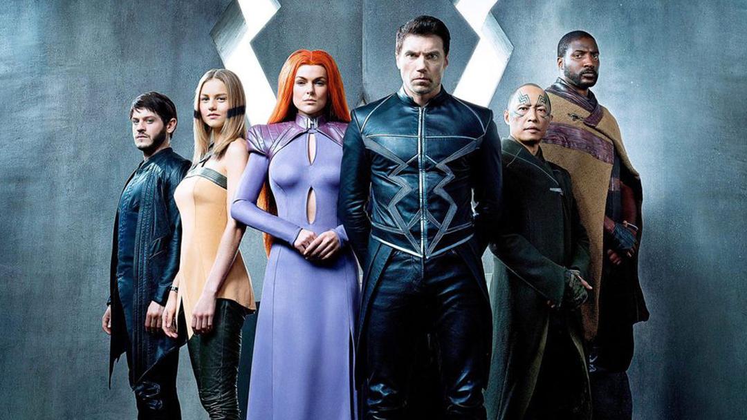 29/08/19 Inhumans, Marvel, MCU, Reboot