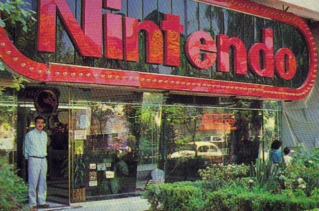 Tienda Nintendo de Jorge Nogami