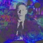 (HP Lovecraft a colores pastel)