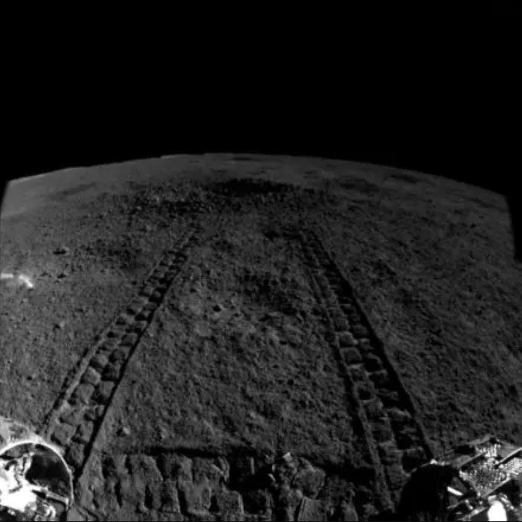 31/08/19 Luna, Lado Oscuro, Sustancia Extraña, China