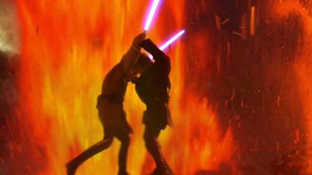 30/08/19 Luna, Star Wars, Darth Vader, Lava