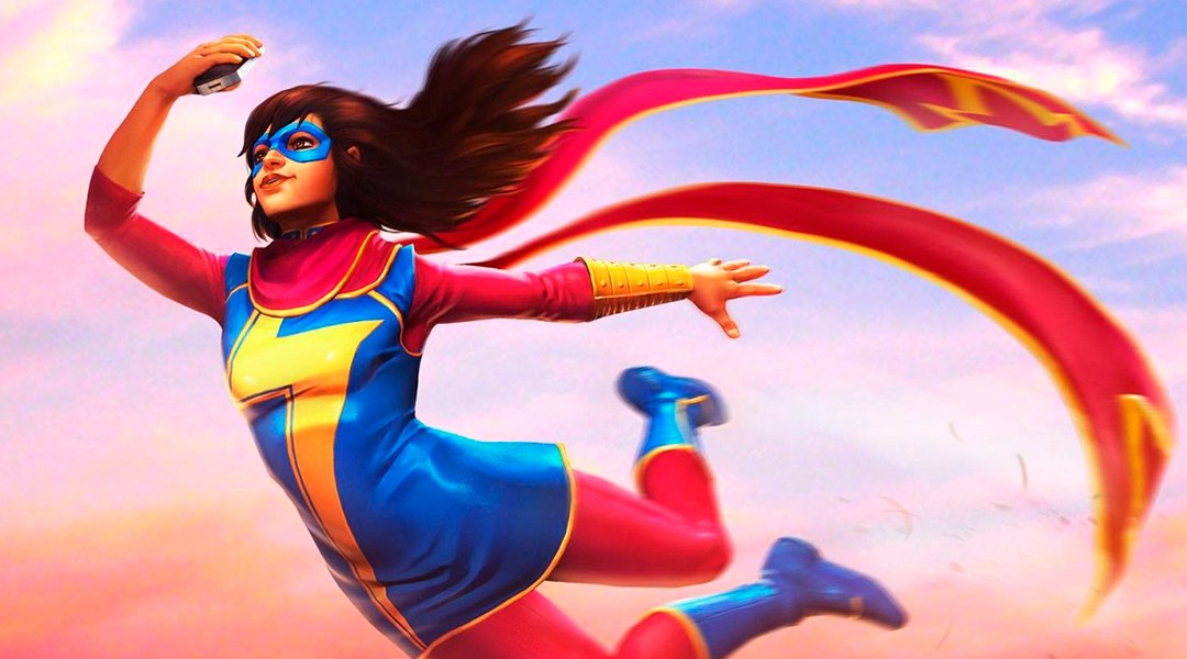 23/08/19 Ms Marvel, Live Action, Serie, MCU