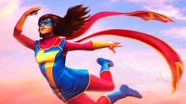 23/08/19 Ms Marvel, Live Action, Serie, MCU