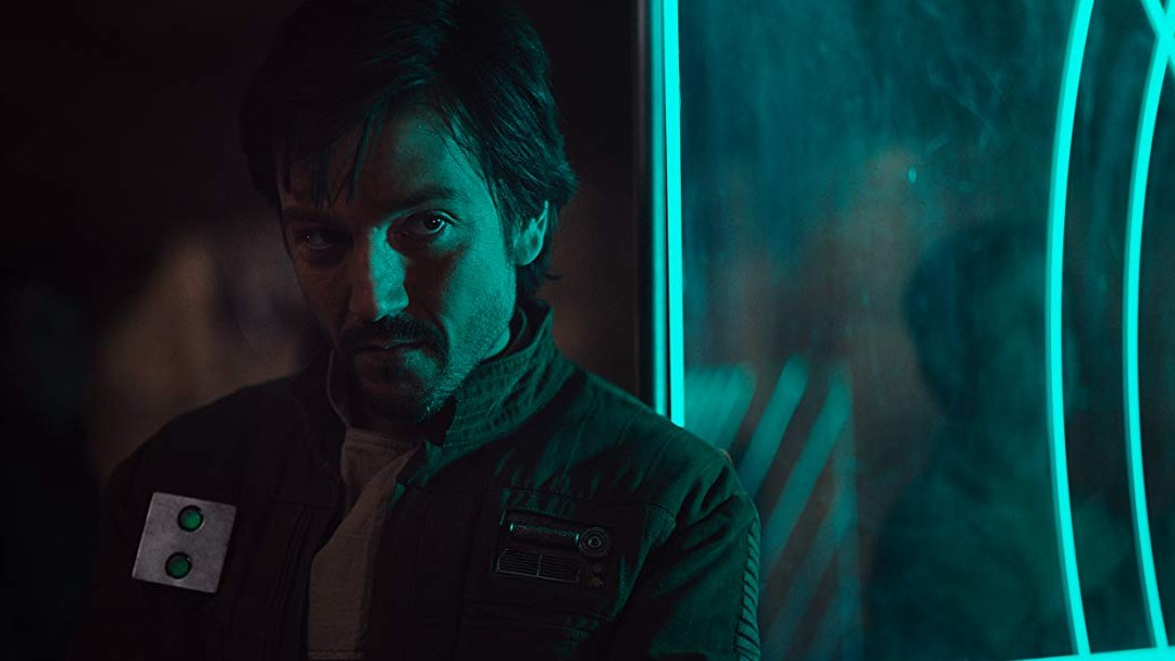 Serie Cassian Andor Disney Plus